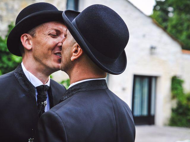 Le mariage de Salvatore et Stéphane à Rochefort, Charente Maritime 51