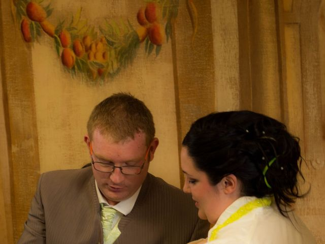 Le mariage de Yannis et Elodie à Rouez, Sarthe 9