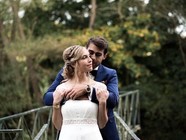Le mariage de Noémi et Alexis