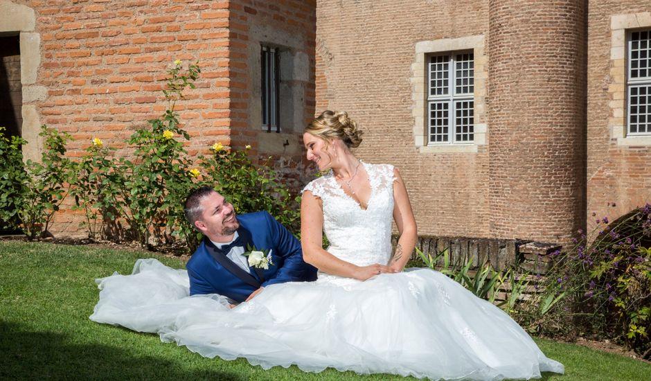 Le mariage de Christophe  et Aurélie à Blaye-les-Mines, Tarn