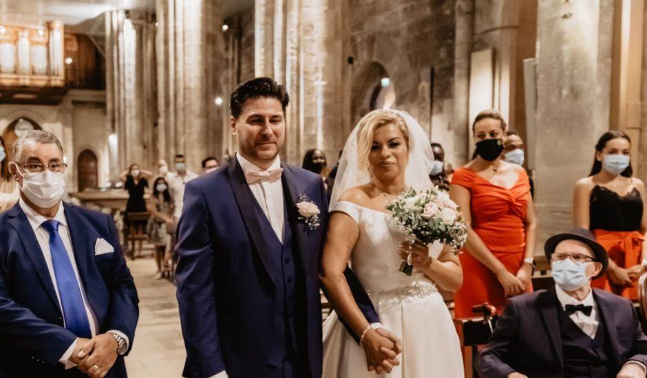 Le mariage de Adérito et Nathalie  à Gémenos, Bouches-du-Rhône