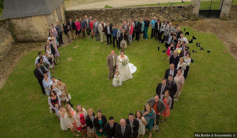 Le mariage de Yannis et Elodie à Rouez, Sarthe