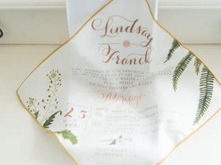 Le mariage de Lindsay et Franck 1