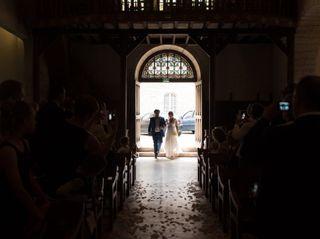 Le mariage de Lindsay et Franck