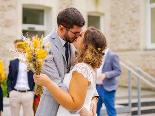 Le mariage de Justine et Olivier 1