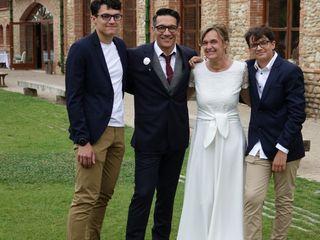 Le mariage de Marie et Xavier