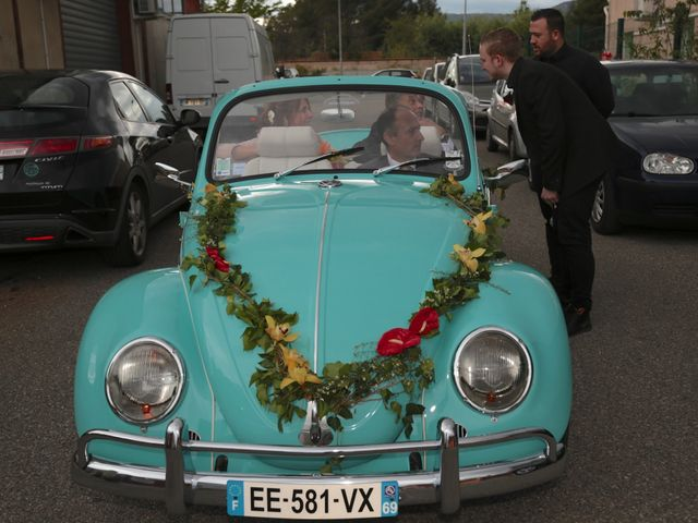 Le mariage de Denis et Sandrine   à Pignans, Var 1