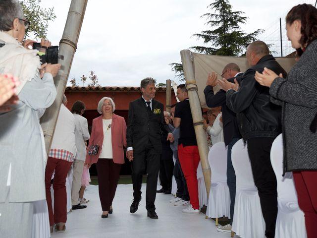 Le mariage de Denis et Sandrine   à Pignans, Var 7
