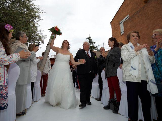 Le mariage de Denis et Sandrine   à Pignans, Var 8