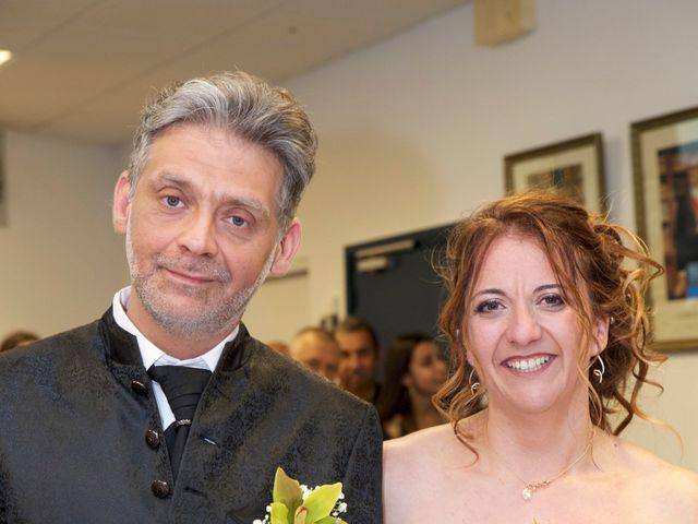 Le mariage de Denis et Sandrine   à Pignans, Var 55