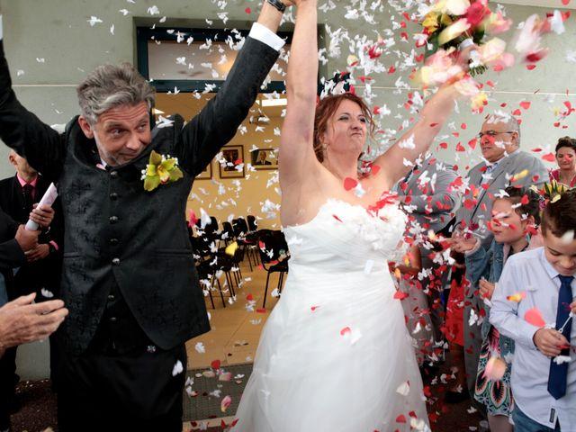 Le mariage de Denis et Sandrine   à Pignans, Var 56