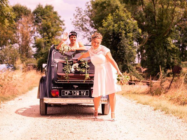 Le mariage de Magali et Nadège à Chaignay, Côte d'Or 38