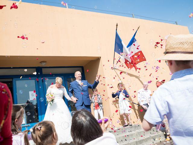 Le mariage de Laurent et Véronique à Guissény, Finistère 10
