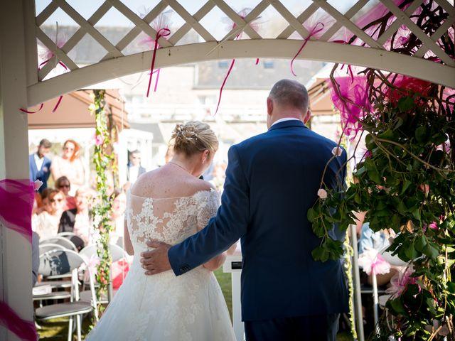 Le mariage de Laurent et Véronique à Guissény, Finistère 20