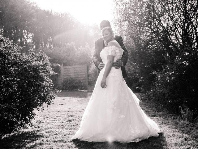 Le mariage de Laurent et Véronique à Guissény, Finistère 33