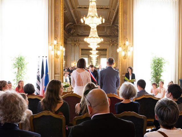 Le mariage de Hervé et Carole à Rennes, Ille et Vilaine 17