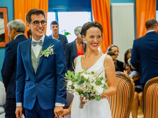 Le mariage de Juliette et Pierre à Rostrenen, Côtes d'Armor 4