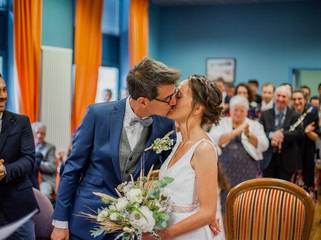 Le mariage de Juliette et Pierre à Rostrenen, Côtes d'Armor 9