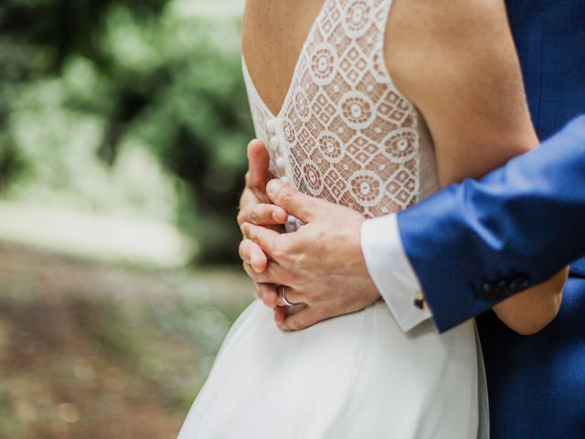 Le mariage de Juliette et Pierre à Rostrenen, Côtes d'Armor 27