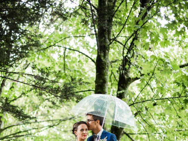 Le mariage de Juliette et Pierre à Rostrenen, Côtes d'Armor 31