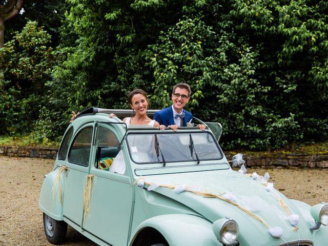 Le mariage de Juliette et Pierre à Rostrenen, Côtes d'Armor 42