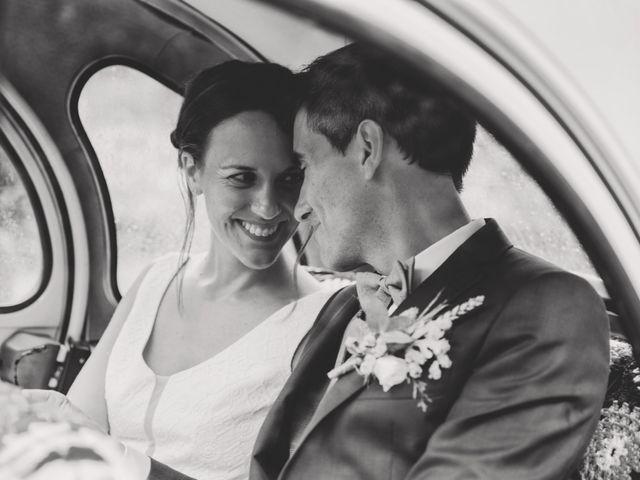 Le mariage de Juliette et Pierre à Rostrenen, Côtes d'Armor 43