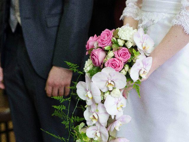Le mariage de Kenzo et Aurore à Nanteuil-le-Haudouin, Oise 2