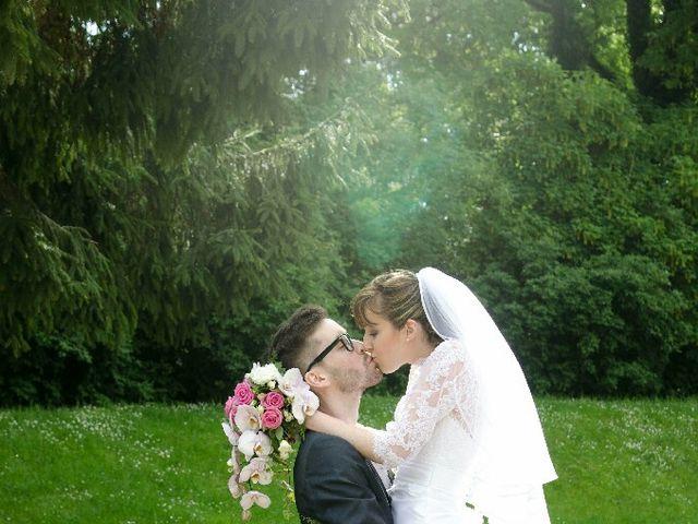Le mariage de Kenzo et Aurore à Nanteuil-le-Haudouin, Oise 5
