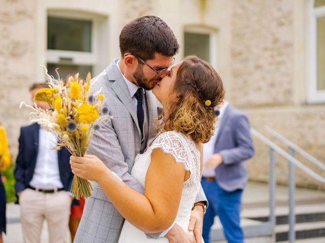 Le mariage de Olivier et Justine à Malville, Loire Atlantique 1