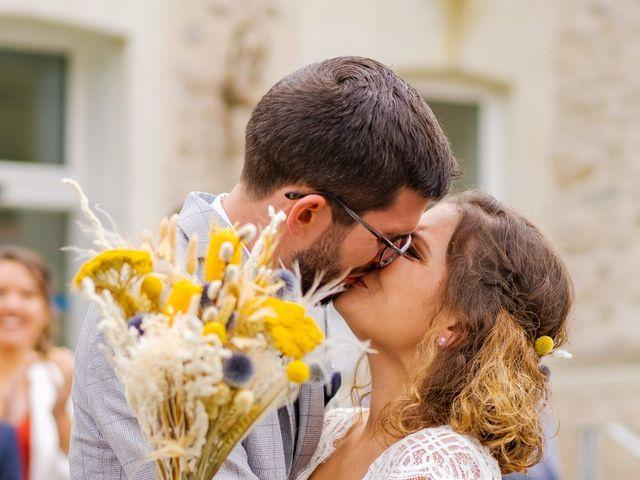 Le mariage de Olivier et Justine à Malville, Loire Atlantique 3