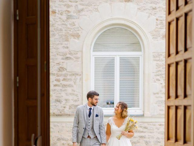 Le mariage de Olivier et Justine à Malville, Loire Atlantique 5