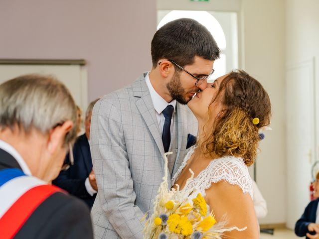 Le mariage de Olivier et Justine à Malville, Loire Atlantique 6