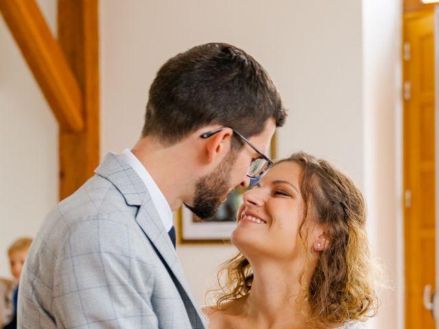Le mariage de Olivier et Justine à Malville, Loire Atlantique 7