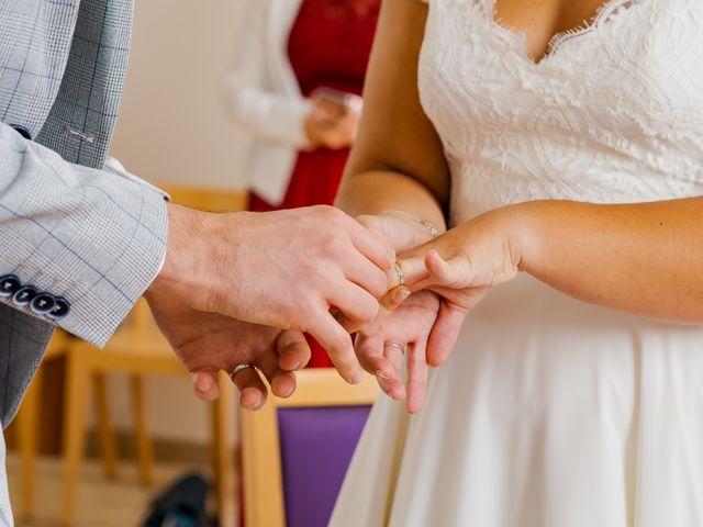 Le mariage de Olivier et Justine à Malville, Loire Atlantique 9
