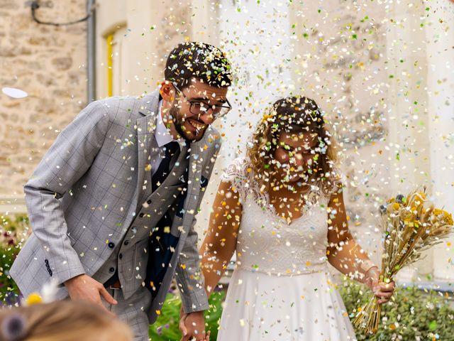 Le mariage de Olivier et Justine à Malville, Loire Atlantique 12