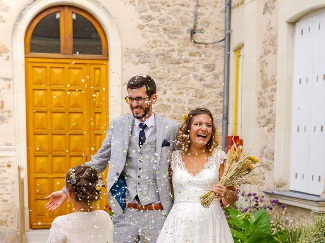 Le mariage de Olivier et Justine à Malville, Loire Atlantique 13