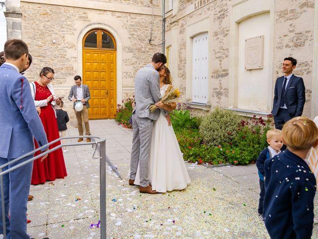Le mariage de Olivier et Justine à Malville, Loire Atlantique 14