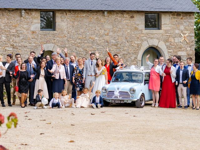 Le mariage de Olivier et Justine à Malville, Loire Atlantique 21