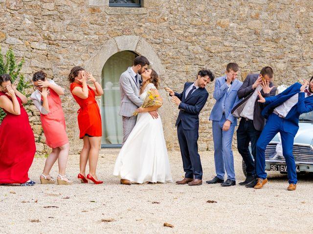 Le mariage de Olivier et Justine à Malville, Loire Atlantique 24