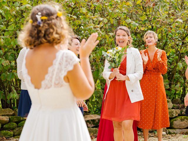Le mariage de Olivier et Justine à Malville, Loire Atlantique 26