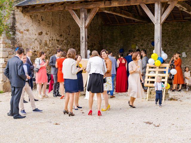 Le mariage de Olivier et Justine à Malville, Loire Atlantique 28