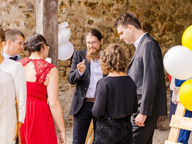 Le mariage de Olivier et Justine à Malville, Loire Atlantique 30