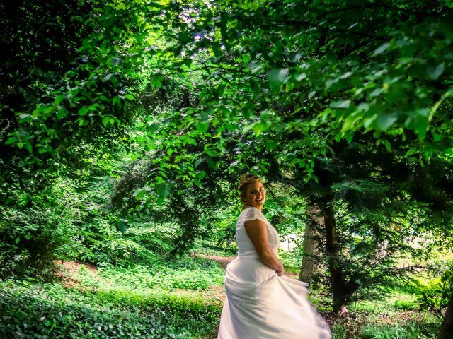 Le mariage de Baptiste et Klara à Illeville-sur-Montfort, Eure 8