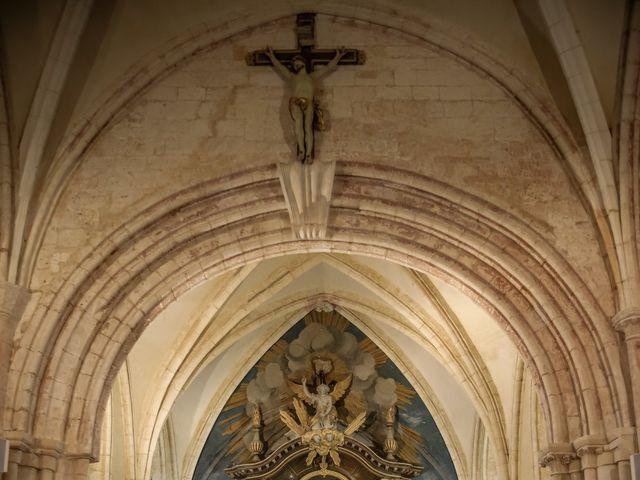 Le mariage de Baptiste et Klara à Illeville-sur-Montfort, Eure 10
