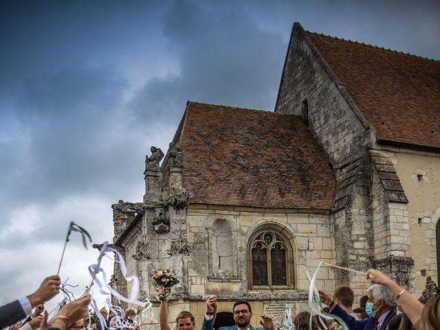 Le mariage de Baptiste et Klara à Illeville-sur-Montfort, Eure 13