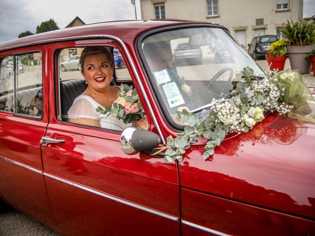 Le mariage de Baptiste et Klara à Illeville-sur-Montfort, Eure 14
