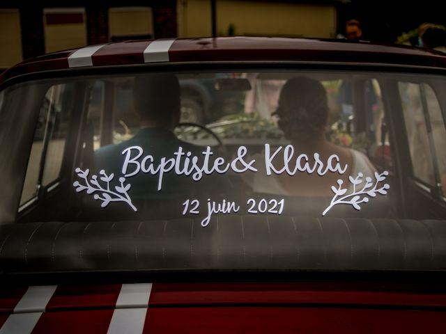 Le mariage de Baptiste et Klara à Illeville-sur-Montfort, Eure 15