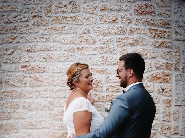 Le mariage de Baptiste et Klara à Illeville-sur-Montfort, Eure 16