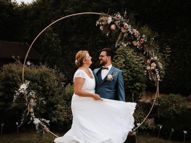 Le mariage de Baptiste et Klara à Illeville-sur-Montfort, Eure 20