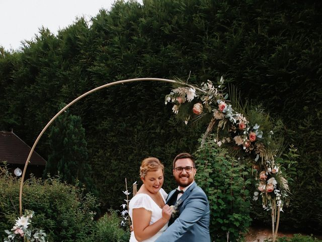 Le mariage de Baptiste et Klara à Illeville-sur-Montfort, Eure 21